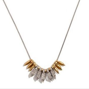 Madewell Sparkle Spike Necklace